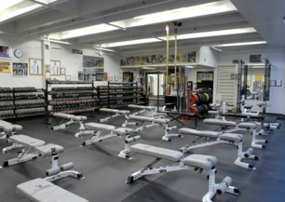 JCCC Sports Conditioning Center Dumbbell Room.jpg